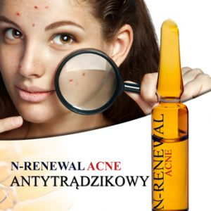Acne N-REnewal preparat do mezoterapii
